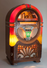 "Jukebox ""Wurlitzer"", Modell 750, Cincinnati USA 1941"