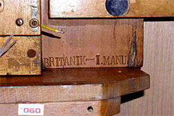 Britannic reference No. 2
